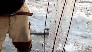 С надписью рыболовные войска