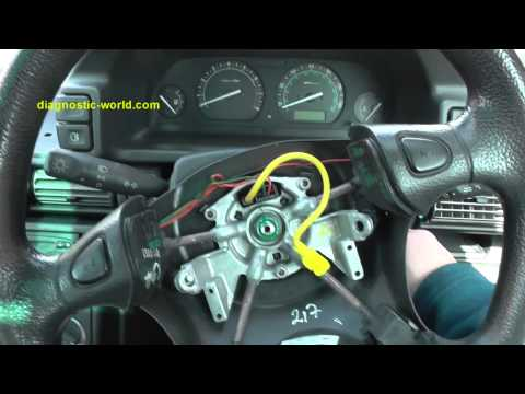 Land Rover Freelander Steering Wheel Removal Guide