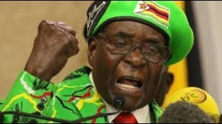 MUGABE IS DEAD: He died in Singapore at the age of 95
