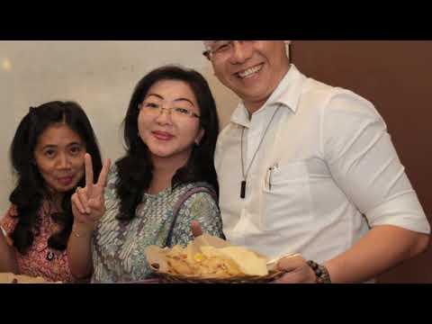 Kunjungan Dato DR. Andrew Ho ke Tim KK Cibubur