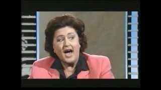 Anna Tomowa-Sintow  - Da Capo - Interview with August Everding 1997