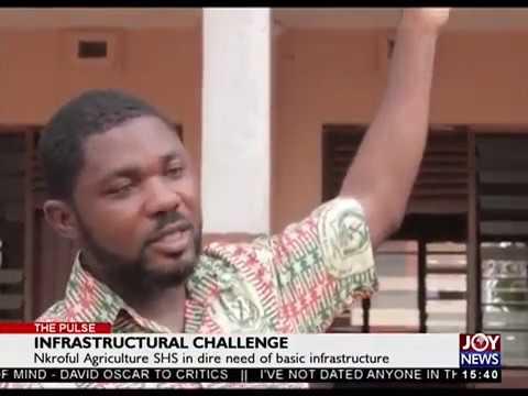 Infrastructural Challenge - The Pulse on JoyNews (23-4-18)
