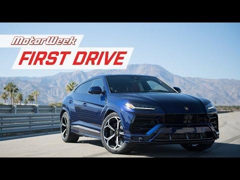 2019 Lamborghini Urus | First Drive