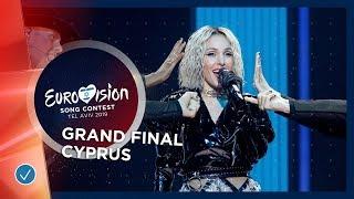 Cyprus - LIVE - Tamta - Replay - Grand Final - Eurovision 2019