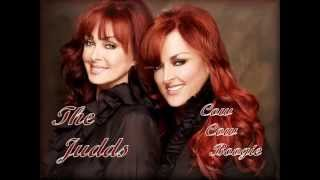 The Judds - Cow Cow Boogie