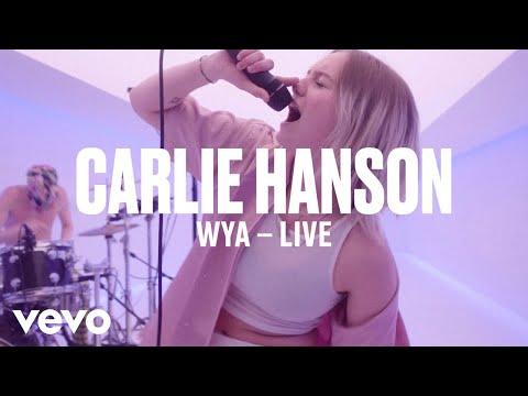 Carlie Hanson Wya Live Vevo Dscvr