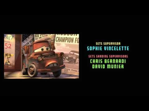 Cars End Credits (Disney Channel Version)