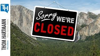 Government Shutdown : Are Super Pacs Lobbying Republicans To Shutdown the CDC and National Parks ?