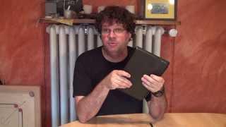 Test: Microsoft Surface Pro (Tablet PC) - Caulius probiert es aus