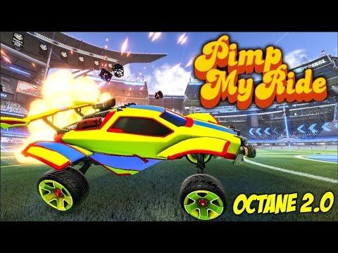 Pimp My Rocket League Ride - Octane 2.0