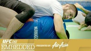 UFC 242 Embedded: Vlog Series - Episode 2