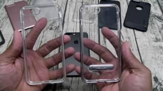 iPhone 7 Plus Spigen Case Lineup