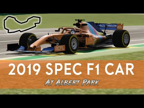 ASSETTO CORSA | F1 2019 MOD BETA PREVIEW | RSS F-HYBRID 2018