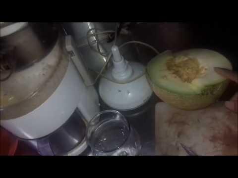 Video Cara Gampang Membuat Jus Melon