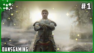 Let's Play Modded Skyrim (PC) - Part 1 - Dan the Paladin - Elder Scrolls
