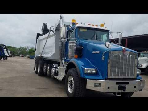 dump truck videos super dumps and other inventory dump trucks for sale. Black Bedroom Furniture Sets. Home Design Ideas