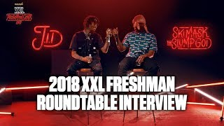 J.I.D And Ski Mask The Slump God Are Perfectionists   2018 XXL Freshman