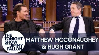 Matthew McConaughey and Hugh Grant Swap Iconic Movie Lines
