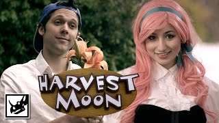 Harvest Moon: The Movie (Trailer) | Gritty Reboots