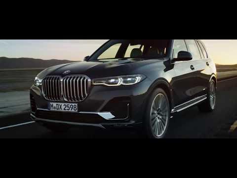 Nouvelle BMW X7.