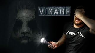 AFRAID OF THE DARK - Visage Gameplay Part 1