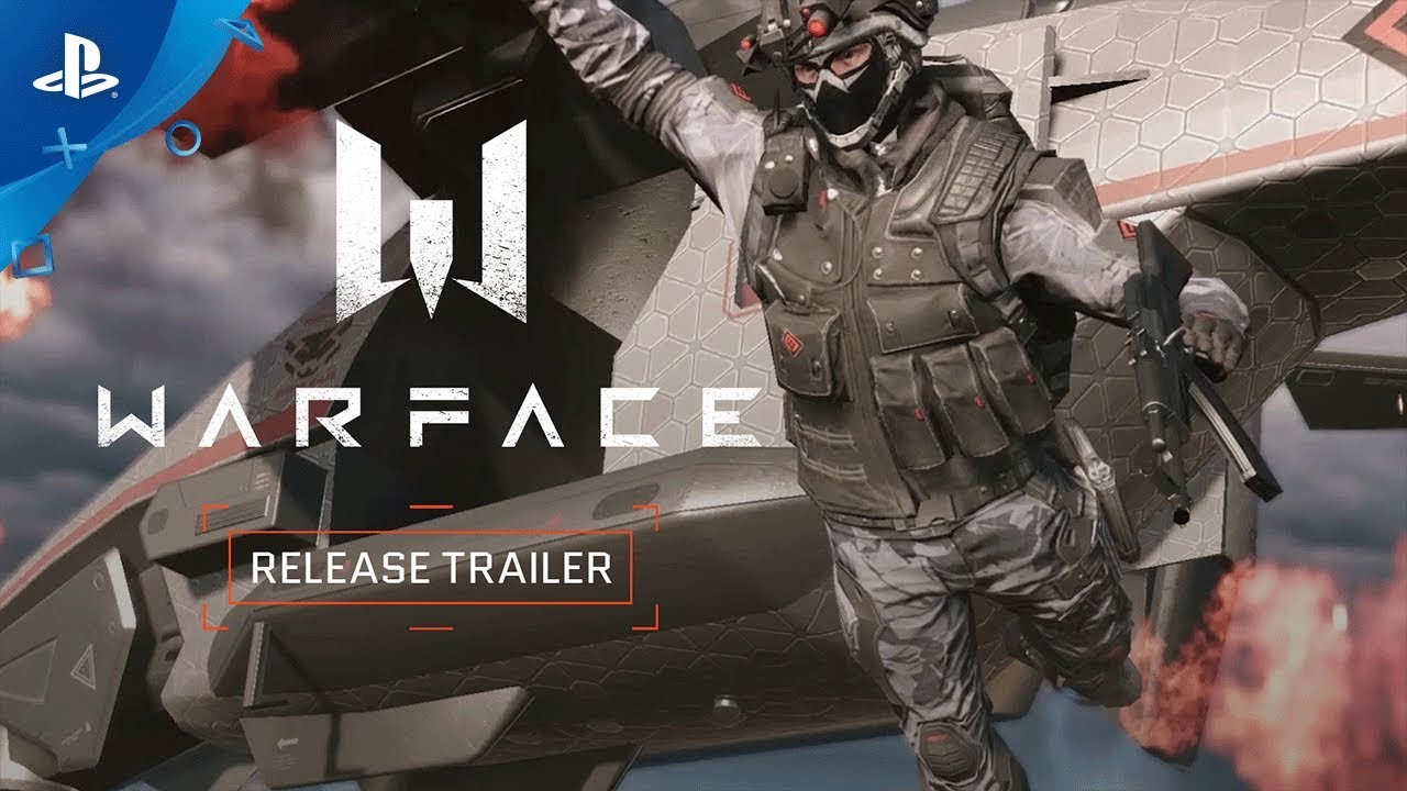 Warface Out on PS4 With New PvP, PvE Content