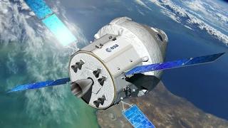 NASA's Orion Spacecraft 04/07/2017