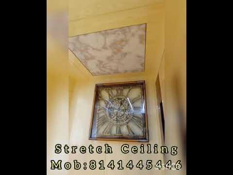 Bedroom Interior Designing Ceiling