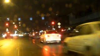 В Самаре Ford влетел в Mazda