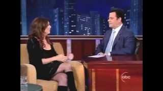 Lauren Graham on Kimmel 2006