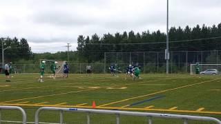 U18 Fundy Riptide vs U18 Codiac Shamrocks , August 12th , 2017