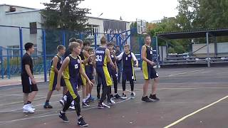 Баскетбол ДЮСШ5-Академия 14.09.2019