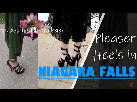 PLEASER DELIGHT-600-46 walk in Niagara Falls (June 4th)