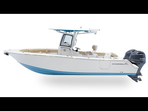 Sportsman Open 252 Center Console video