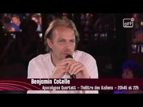 Interview B. Cotelle - Festival Off d'Avignon 2014 - En Direct du Off
