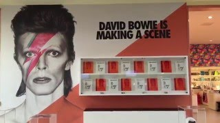 DAVID BOWIE IS coming to Groningermuseum, Groningen the Netherlands