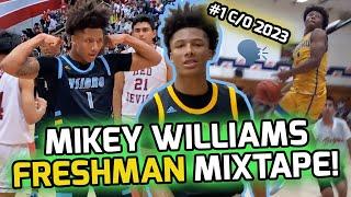 Mikey Williams Is The Best HS Freshman Ever!? Official Freshman Season Mixtape! 🤩
