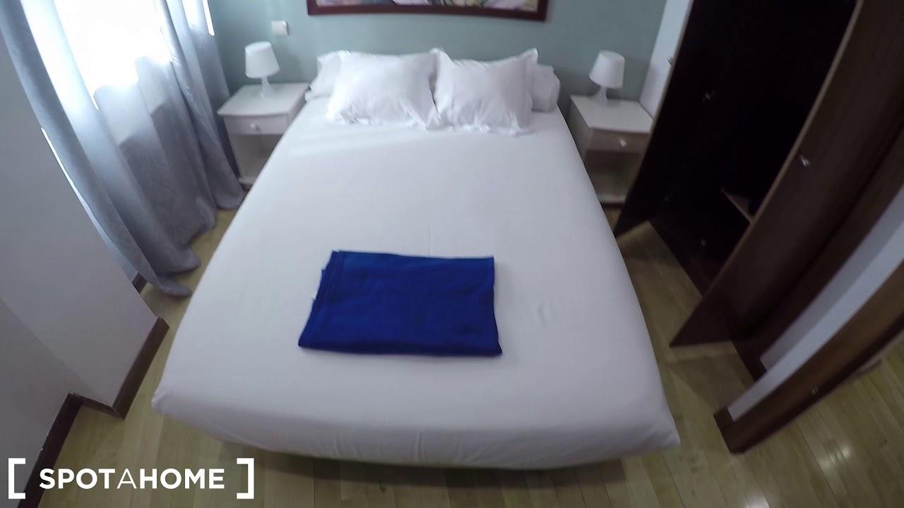 2-bedroom apartment for rent near Retiro park, Madrid