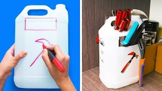 29 IDEAS TO RECYCLE PLASTIC BOTTLES
