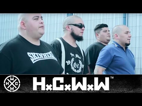 MUERTE CRIMINAL - PUNK Y SKINS UNIDOS - HARDCORE WORLDWIDE (OFFICIAL HD VERSION HCWW)