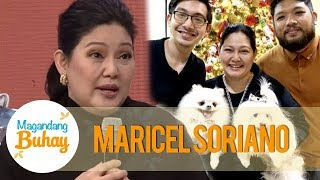 Magandang Buhay: Maricel as a mother to her sons