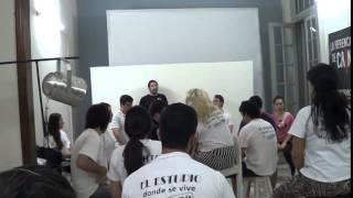 Clase de Teatro con Ariel Galeano (Video Privado)