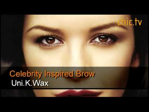Celebrity Brows - Uni.K.Wax