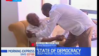 The life and times of revolutionary and patriot Stanley Kenneth Njindo Matiba