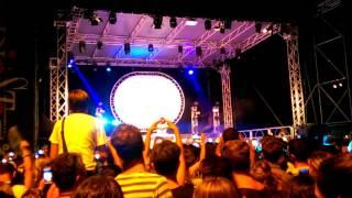 Thomas live al Radio Stop Festival di Marina Di Cecina - Normalità