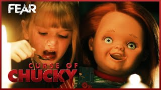 The Last Supper (Poisoned Chilli Scene) | Curse of Chucky