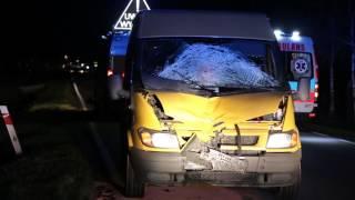 Śmiertelny wypadek w Bajdach