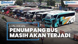 Keberangkatan Penumpang di Terminal Kampung Rambutan Diprediksi Melonjak hingga 5 Mei