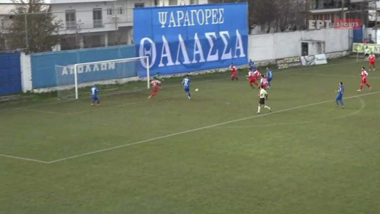 Απ. Λάρισας – Χανιά: Ο Ομπράντοβιτς το 1-0 για τους γηπεδούχους | 21/2/21 | ΕΡΤ