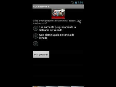 Video of Tests Autoescuela Examen SQA